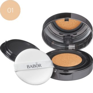 Cushion Foundation 01 ivory - luxury cosmeticts - michaela - moorman - Makeup - Babor
