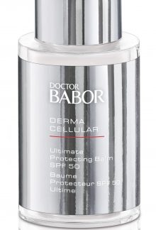 DERMA CELLULAR Ultimate Protecting Balm SPF 50 - Babor - luxury cosmeticts - michaela - moorman - zon - doctor babor