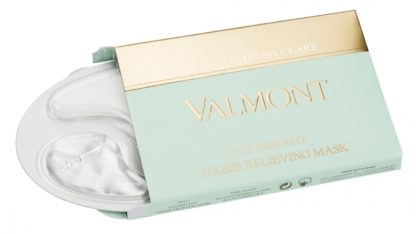 Eye Instant Relieving Mask - Valmont - luxury cosmeticts - michaela - moorman - verzorging