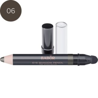 Eye Shadow Pencil 06 anthracite - barbor - luxury cosmeticts - michaela - moorman - makeup