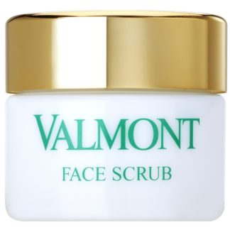 Face scrub - valmont -luxury cosmeticts - michaela - moorman
