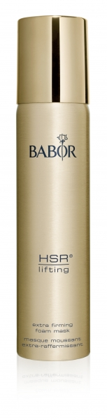 HSR lifting extra firming foam mask - babor - luxury cosmeticts - michaela - moorman - verzorging