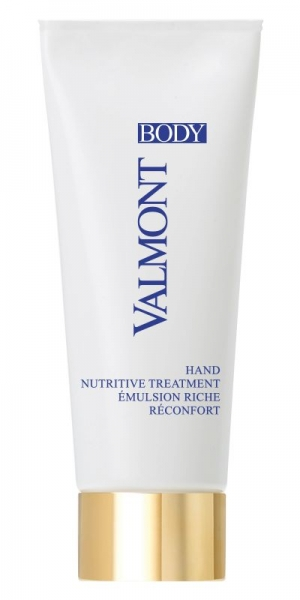 Hand Nutritive Treatment - - luxury cosmeticts - michaela - moorman - valmont