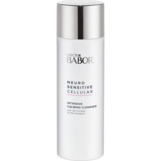 Intensive Calming Cleanser - Peel Mask - babor - luxury cosmeticts - michaela - moorman