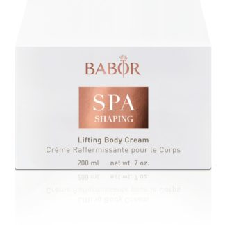 Lifting Body Cream - barbor - luxury cosmeticts - michaela - moorman