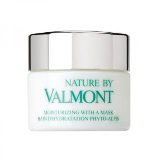 Moisturizing with a Mask - Valmont - luxury cosmeticts - michaela - moorman - verzorging