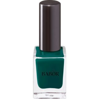 Nail Colour 22 the real teal - luxury cosmeticts - michaela - moorman - Makeup - Babor