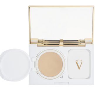 Perfecting Powder Cream Fair Nude - Valmont - luxury cosmeticts - michaela - moorman - verzorging