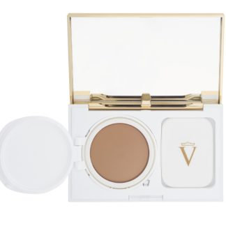 Perfecting powder cream warm beige - Valmont - luxury cosmeticts - michaela - moorman - verzorging