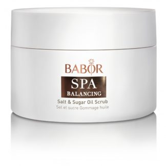 Salt&Sugar Oil Peel - barbor - luxury cosmeticts - michaela - moorman