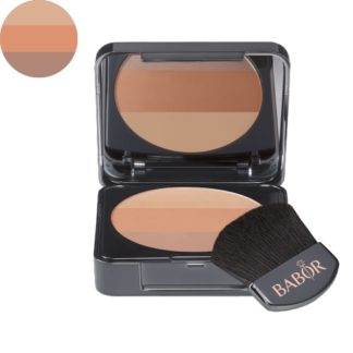 Tri-Colour Blush 01 bronze - luxury cosmeticts - michaela - moorman - Makeup - Babor