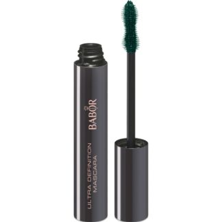 Ultra Def.Mascara 02 green - Babor - luxury cosmeticts - michaela - moorman - make-up - age id make-up