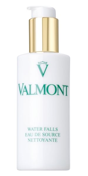 water falls - valmont -luxury cosmeticts - michaela - moorman